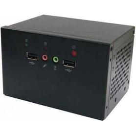 Mini-PC avec carte mère Pico-iTX et processeur double coeurs : CMB-170C