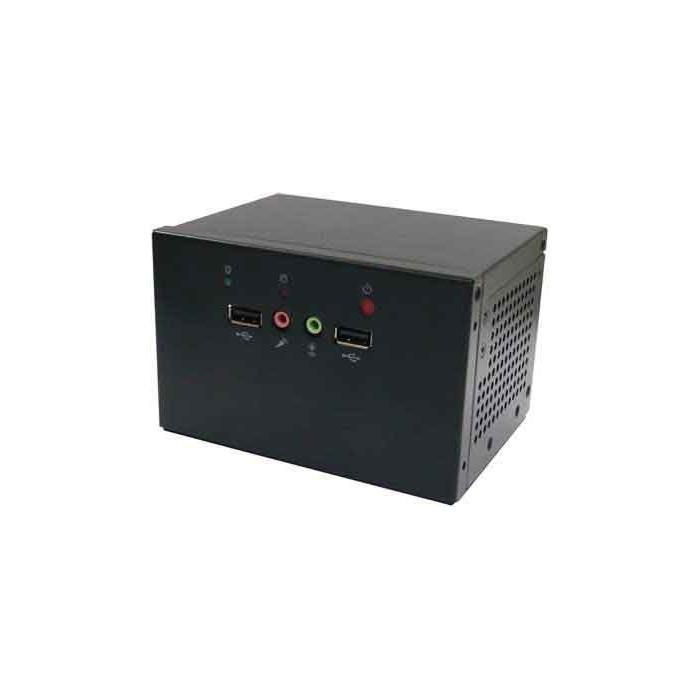 Carte Black Cmb.Mini Pc Avec Carte Mere Pico Itx Et Processeur Double Coeurs Cmb