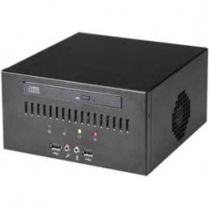 Mini-ITX barebone system support Intel Core i7 / i5 / i3 Mobile processor : CMB-67FXD