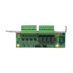 Support 4 x photo-couple input and 4 x relay output : ADP-GPION4I4O5V