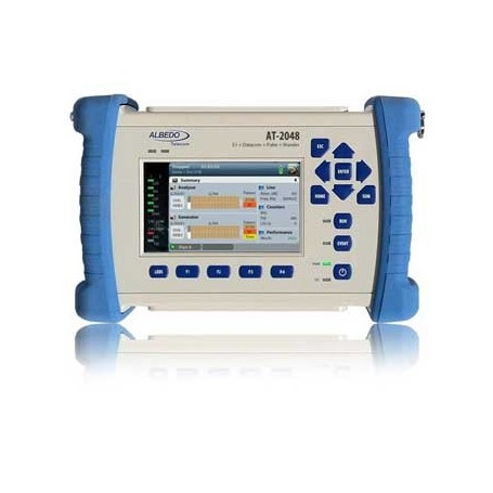 Testeur E1 2Mo : AT-2048