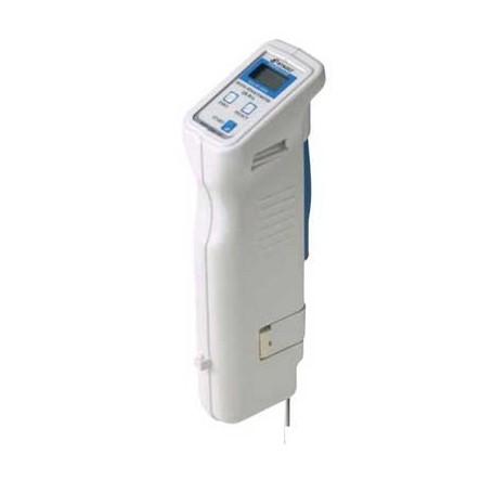 Réfractomètre digital avec pompe d'aspiration : QR-Brix
