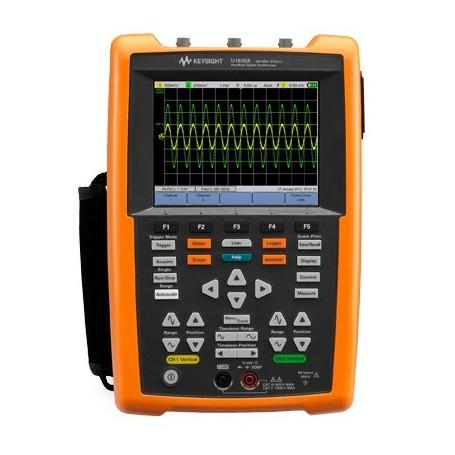 Oscilloscope portable 2 voies - 100MHz : U1610A