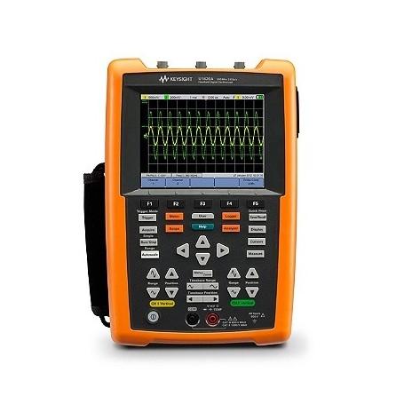 Oscilloscope portable 2 voies - 200MHz : U1620A