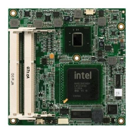 COM Express Type 2 CPU Module With Onboard Intel Atom D525 Processor : COM-LN Rev B