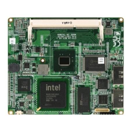 ETX CPU Module with Onboard Intel Atom D525/N455/D425 Processor : ETX-LN