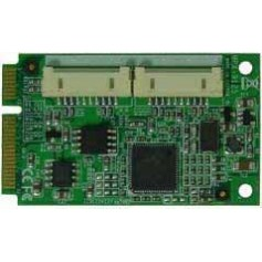PCI Express Mini Card supports 2 x SATAIII (RAID 0, RAID 1) : MPX-9125