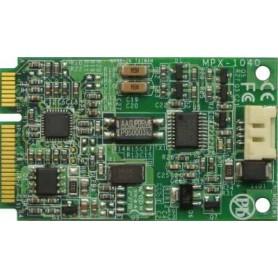 PCI Express mini card features 56K modem