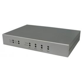 """VIA Nano X2 Dual Core 5.25"""" Disk-Size SBC w/ 4 GbE LAN : FWA7404"""
