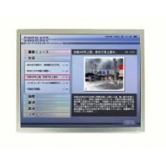 "Dalle LCD TFT 10.4"", XGA, 1024 x 768 pixels : AA104XD12"