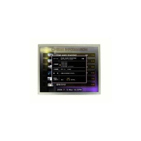 "Dalle LCD TFT 10.4"", XGA, 1024 x 768 pixels : AA104XD02"