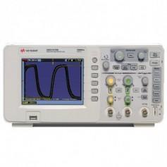 Oscilloscope Numérique 100MHz - 2 voies : DSO1102B