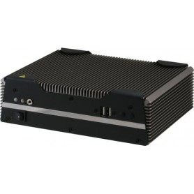 AEC-6637 : Fanless Embedded Controller With Intel QM77 Chipset
