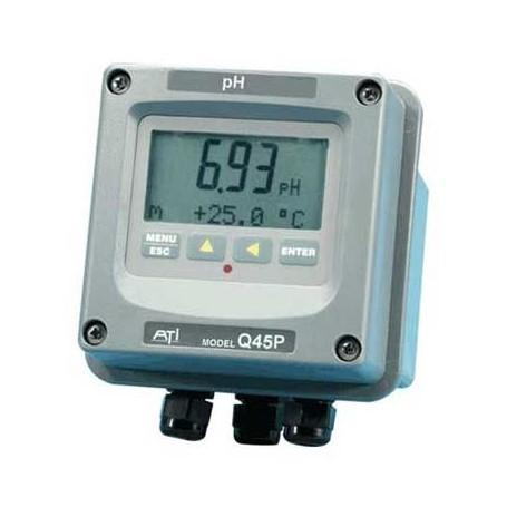 Analyseur pH-ORP Redox Q45P/ORP avec version autonettoyante