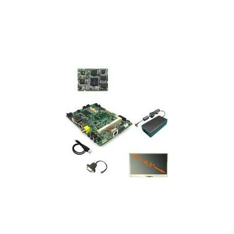 Kit de développement ARM pour les applications multimédia : BLizzardpack