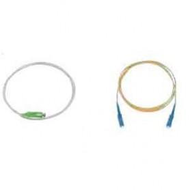 Pigtails et jarretières optiques SM/MM