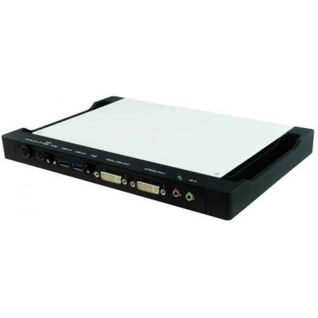 PC mur d'image avec gestion de 2 flux 1080p DVI : SI-38