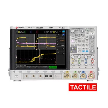 Oscilloscope à signaux mixtes 200 MHz - 4 voies : MSOX4024A