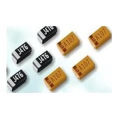 Condensateurs tantale
