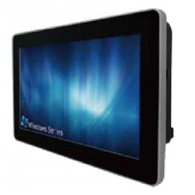 "Panel PC Multitouch 10.1"" Intel Atom N2600 Dual Core Processor : W10ID3S-PCH1-PoE"