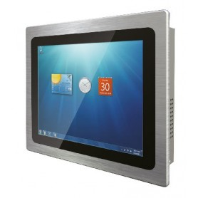 "10.4""  P-Cap Panel Mount LCD IP65 : R10L100-PPT2"