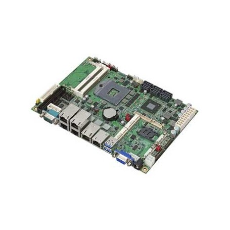 "5.25"" Embedded SBC 3rd and 2nd generation Intel Core i7/i5/i3 : LS-576"