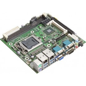 Intel Core i7 / i5 / i3 Mini-ITX Motherboard : LV67J