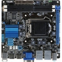 Mini-ITX Embedded Motherboard with Intel 2nd/3rd Generation Core i7/ i5/ i3 Processor : EMB-B75A