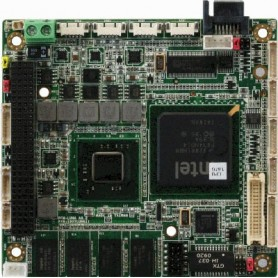 PC/104 Module with Intel Atom N450 Processor : PFM-LNP