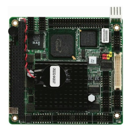 PC/104 Module with AMD Geode LX Processor : PFM-540I Rev.B