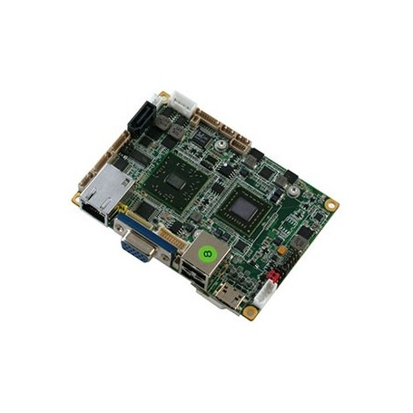 PICO-ITX Fanless Board With HDMI and AMD G-Series T40E/T40R Processor : PICO-HD01