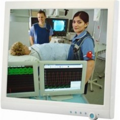 Ecran médical 17'' TFT display : ONYX-317