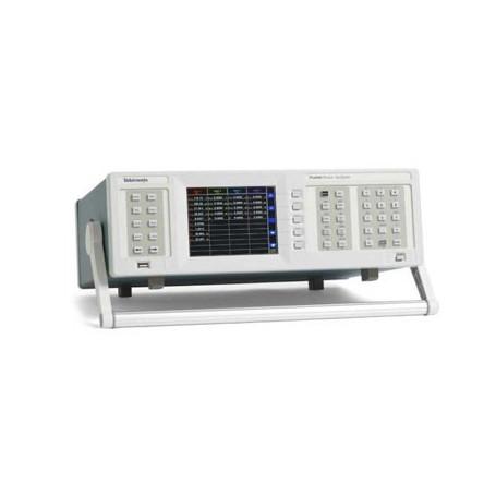 Analyseur de puissance et d'harmonique de 1 à 4 voies : PA4000