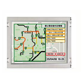 "Dalle LCD TFT 6.5"", VGA, 640 x 480 pixels : AA065VD13"