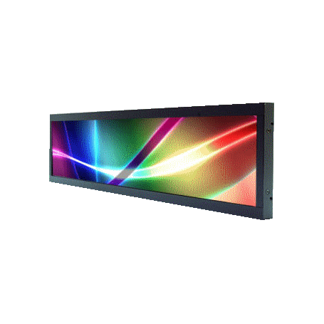 """19"""" Resizing LCD Display 1920x388 ultra wide aspect ratio 16:3.2 : SSD1922"""