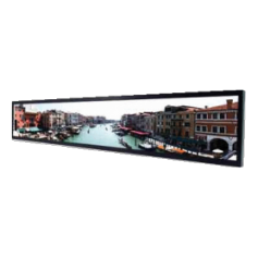 "36.98""Resizing LCD,1000 nits LED backlight, 1920x268 ratio 16:2.2 : SSD3625"