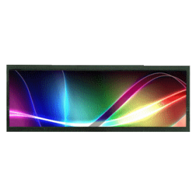 "8""Resizing LCD,200 nits LED backlight, 1024x324 ultra ratio 16:5 : SSF0822"