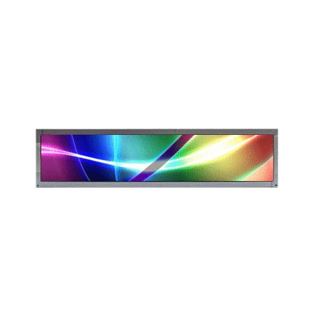 "16.4""Resizing LCD 1366x254 ratio 16:3 : SSF1622 V2"