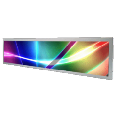 "28""Resizing LCD 1366x254 ratio 16:3 : SSF2825 V2"