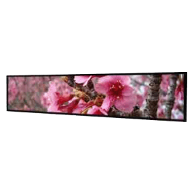 "36.98""Resizing LCD,1000 nits LED backlight, 1920x268 ratio 16:2.2 : SSF3625"