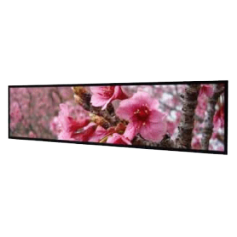 "37.7""Resizing LCD,1000 nits LED backlight, 1920x460 ratio 16:3.8 : SSF3725"