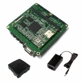 Carte ARM Freescale i.MX6 Duallite Wifi - Bluetooth : Wandboard DUAL