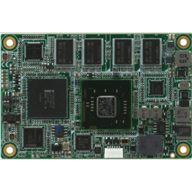 COM Express Type 1 CPU Module with Onboard Intel Atom N2600 Processor : NanoCOM-CV Rev.A