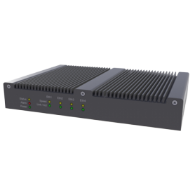 Entry Level Intel Atom TM D2550-Based Fanless Network Appliance w/ 4 GbE Port : FWA6304-D25