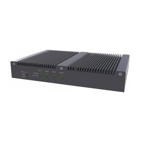 Entry Level Intel Atom TM D2550-Based Fanless Network Appliance w/ 4 GbE Port : FWA6304-D25