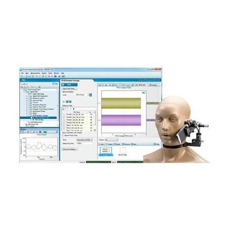 Analyse des dégradations des signaux de la voix : options PESQ et POLQA