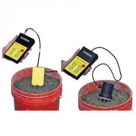 Analyseur portable humidité ciment : Cementometer