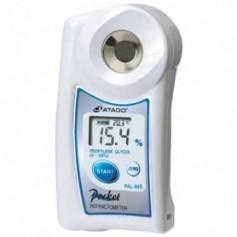 Réfractomètre numérique propylène glycol C3H8O2 : point de congélation PAL-88S