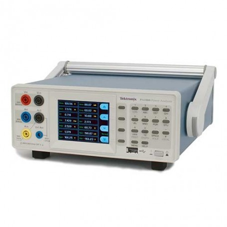 Analyseur de puissance simple phase 1MHz : PA1000