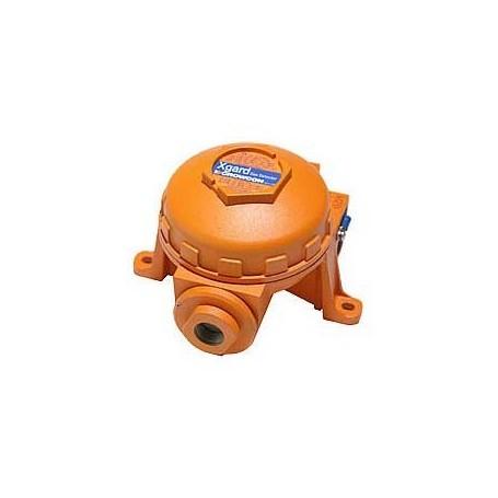 Détecteur fixe pour gaz inflammables, toxiques ou oxygène : Xgard